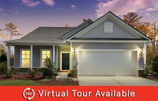 Compton - Bradford Pointe: Summerville, South Carolina - Centex Homes