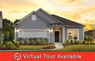 Morgan - Laurel Glen at Oakfield: Johns Island, South Carolina - Centex Homes