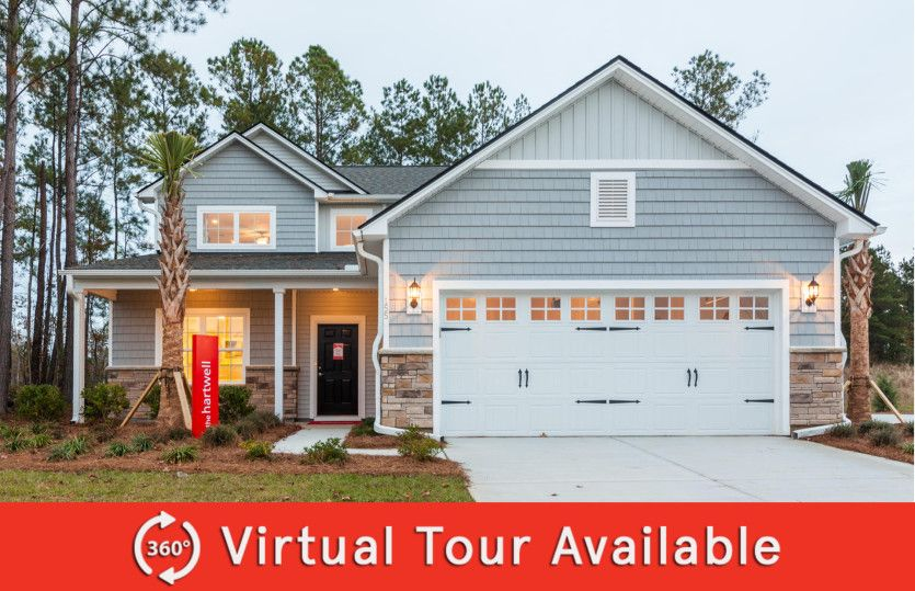 Exterior featured in the Hartwell By Centex Homes in Hilton Head, SC