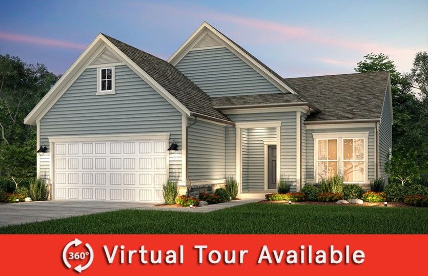 Exterior featured in the Castle Rock By Centex Homes in Raleigh-Durham-Chapel Hill, NC