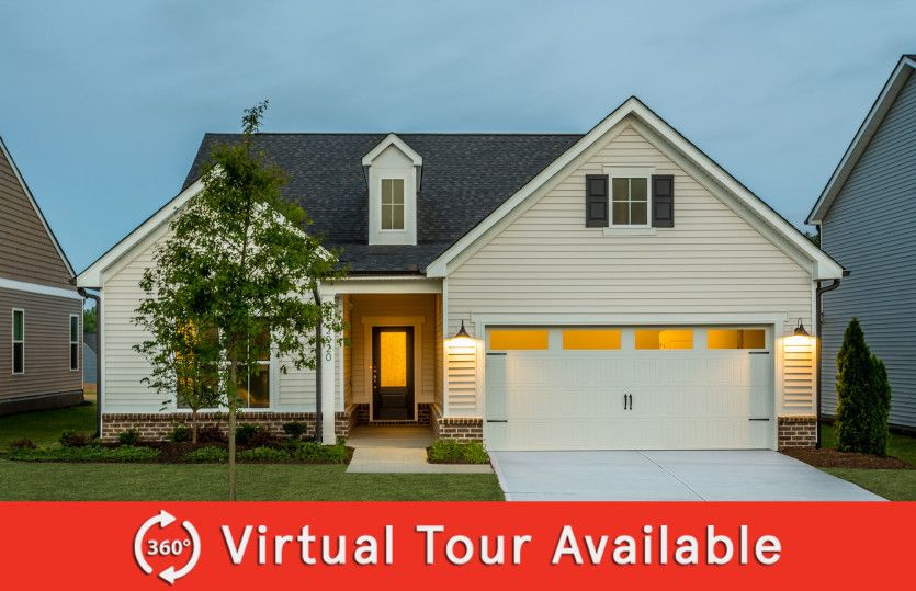 Exterior featured in the Summerwood By Centex Homes in Raleigh-Durham-Chapel Hill, NC