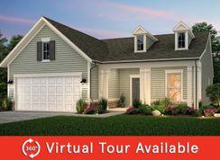 Martin Ray - Hidden Valley: Fuquay Varina, North Carolina - Centex Homes