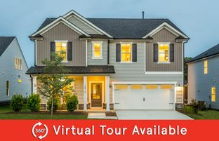 Hampton - Hidden Valley: Fuquay Varina, North Carolina - Centex Homes