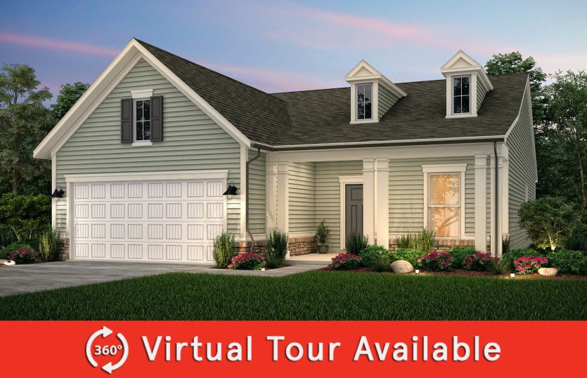 Exterior featured in the Martin Ray By Centex Homes in Raleigh-Durham-Chapel Hill, NC