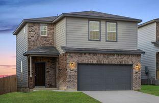 Pierce - Cinco Lakes: San Antonio, Texas - Centex Homes