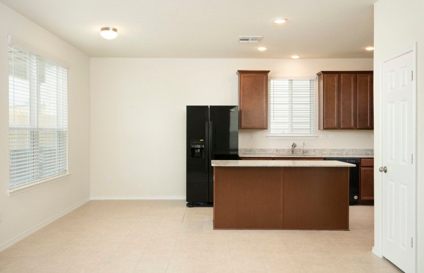 Kitchen featured in the Pierce By Centex Homes in San Antonio, TX