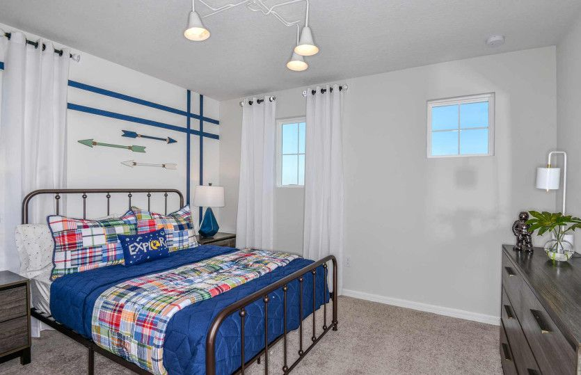 Bedroom featured in the Thompson By Centex Homes in Fort Myers, FL