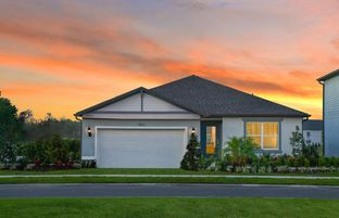 Hanover - Estates of Lake Florence: Winter Haven, Florida - Centex Homes