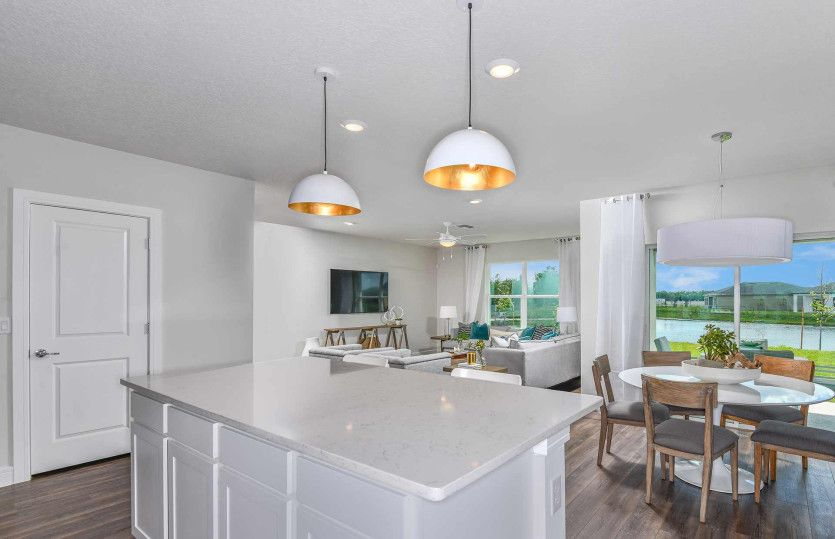 Kitchen featured in the Hanover By Centex Homes in Lakeland-Winter Haven, FL