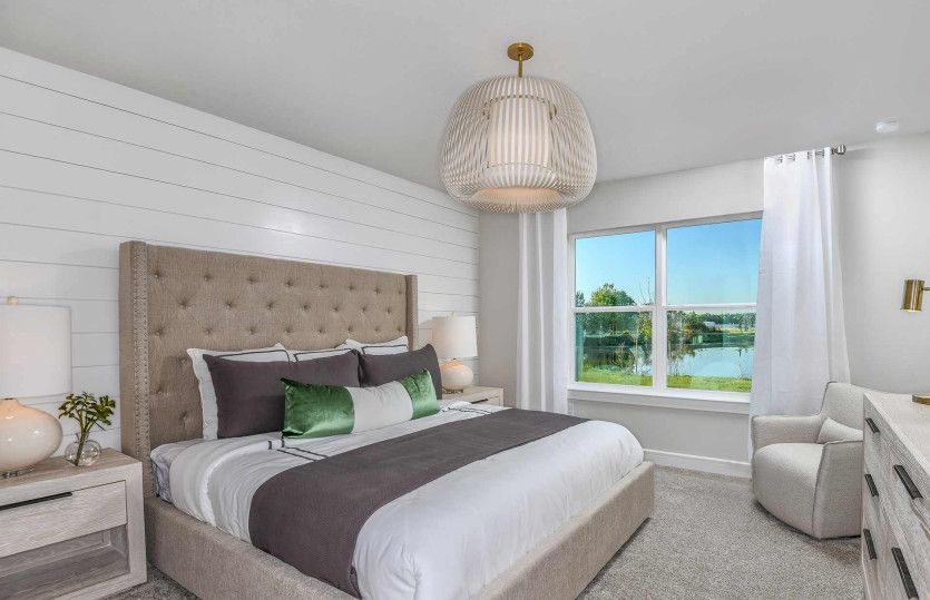 Bedroom featured in the Hanover By Centex Homes in Tampa-St. Petersburg, FL