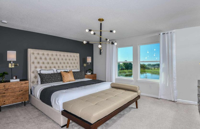 Bedroom featured in the Thompson By Centex Homes in Tampa-St. Petersburg, FL