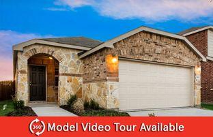 Taft - Travis Ranch: Forney, Texas - Centex Homes