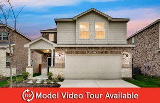 Springfield - Oakbrook: Van Alstyne, Texas - Centex Homes
