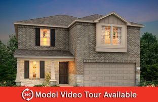 Granville - Winn Ridge: Aubrey, Texas - Centex Homes