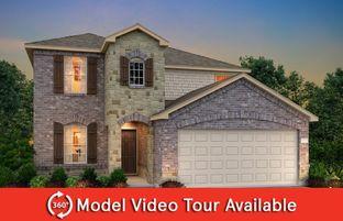 Mesilla - Winn Ridge: Aubrey, Texas - Centex Homes