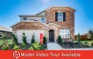 Sandalwood - Winn Ridge: Aubrey, Texas - Centex Homes