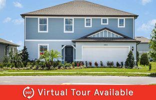 Thompson - Riverstone: Lakeland, Florida - Centex Homes