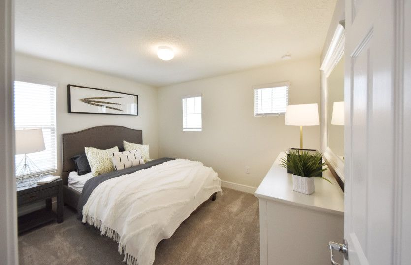 Bedroom featured in the Thompson By Centex Homes in Lakeland-Winter Haven, FL
