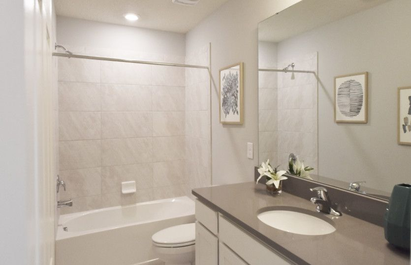 Bathroom featured in the Thompson By Centex Homes in Lakeland-Winter Haven, FL