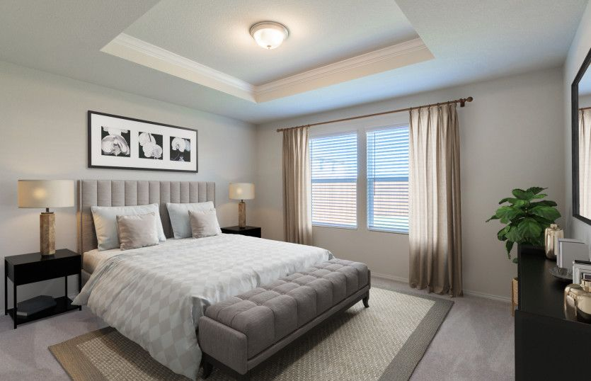 Bedroom featured in the Adams By Centex Homes in Sherman-Denison, TX