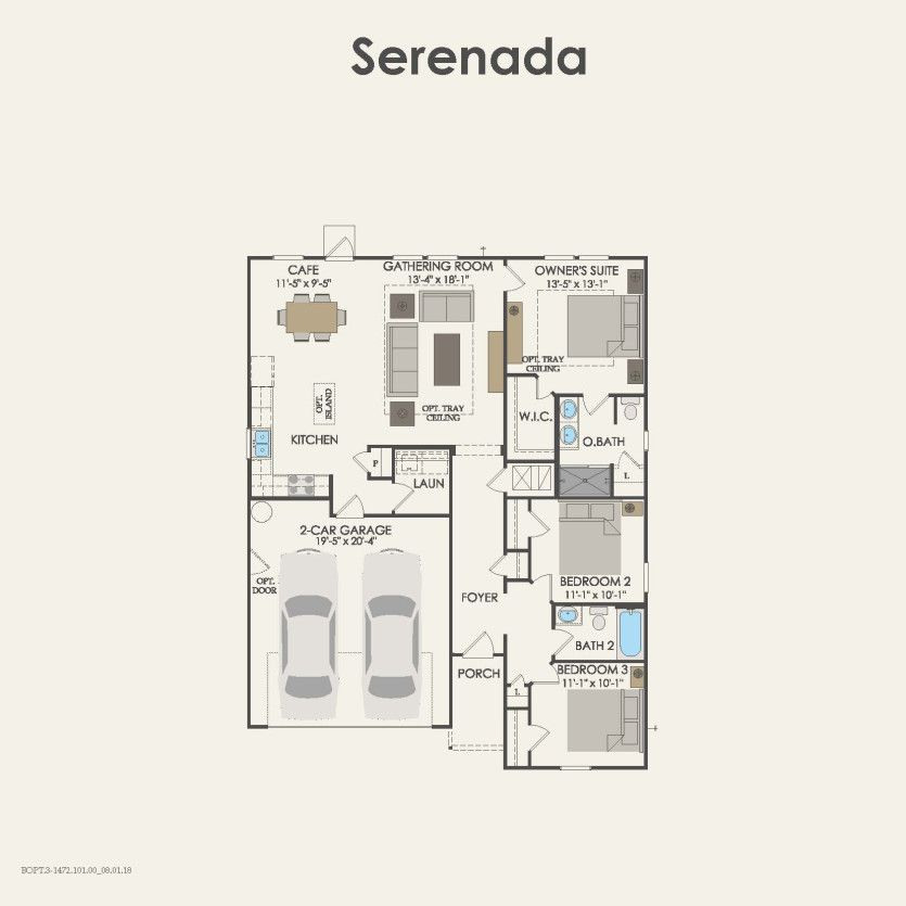 Serenada 5