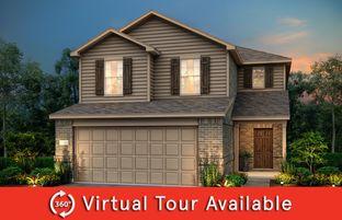Camelia - Oakbrook: Van Alstyne, Texas - Centex Homes