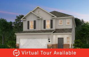 Murray - Homestead at Carter's Station: Columbia, Tennessee - Centex Homes