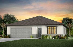 Hanover - Enclaves at Eagle Landing: North Fort Myers, Florida - Centex Homes