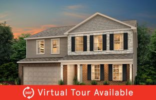 Mitchell - Spence Creek: Lebanon, Tennessee - Centex Homes