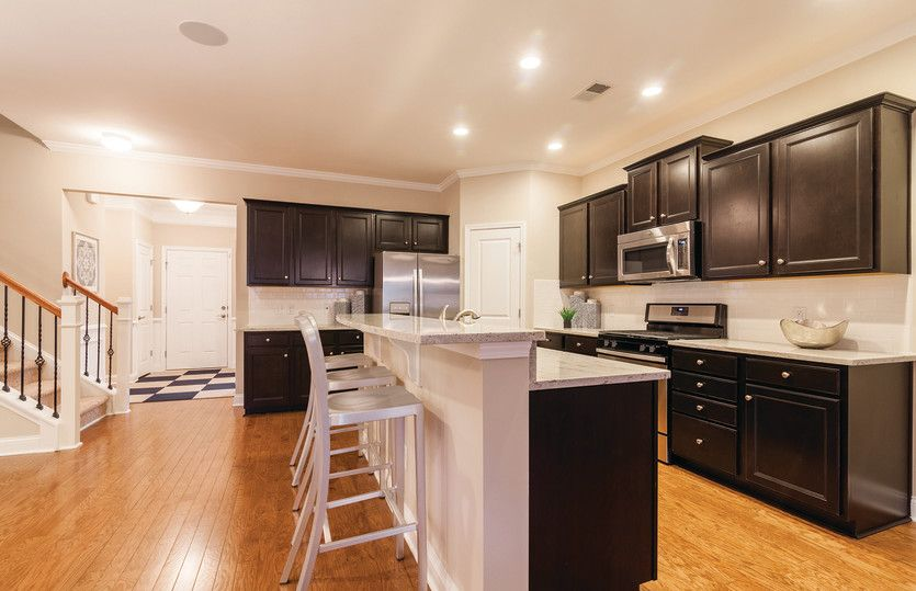 Kitchen featured in the Hartwell By Centex Homes in Nashville, TN