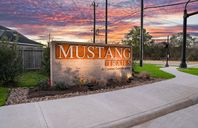 Mustang Trails by Centex Homes in Houston Texas