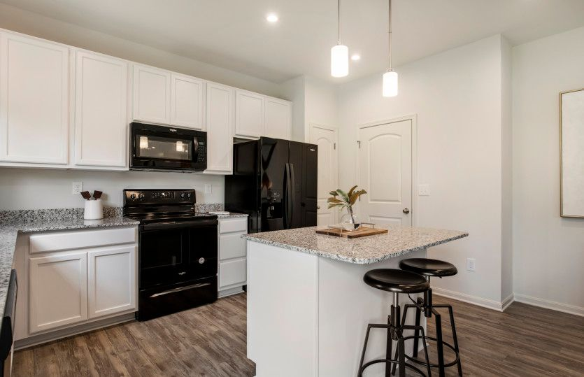 Kitchen featured in the Aspire By Centex Homes in Louisville, KY