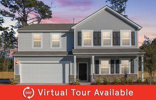 Mitchell - Shadow Moss: Beaufort, South Carolina - Centex Homes