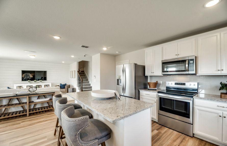 'Elizabeth Creek' by Centex Homes - Texas - Dallas in Fort Worth