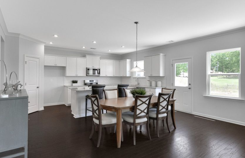 Kitchen featured in the Pennington By Centex Homes in Atlanta, GA