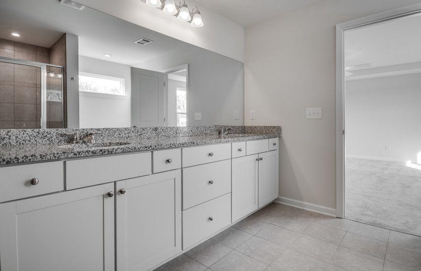 Bathroom featured in the Pennington By Centex Homes in Atlanta, GA