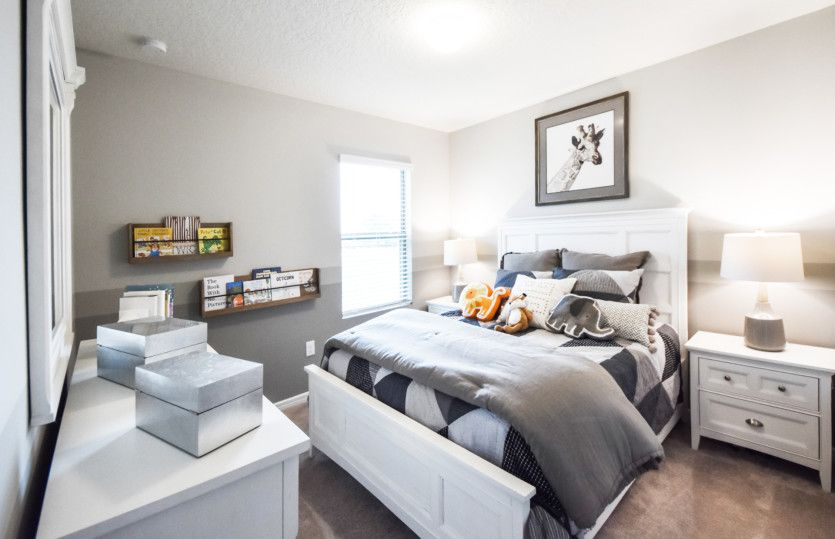 Bedroom featured in the Hanover By Centex Homes in Lakeland-Winter Haven, FL