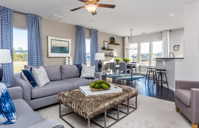Living Area featured in the Hemingway By Centex Homes in Nashville, TN