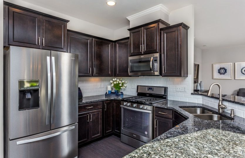 Kitchen featured in the Hemingway By Centex Homes in Nashville, TN