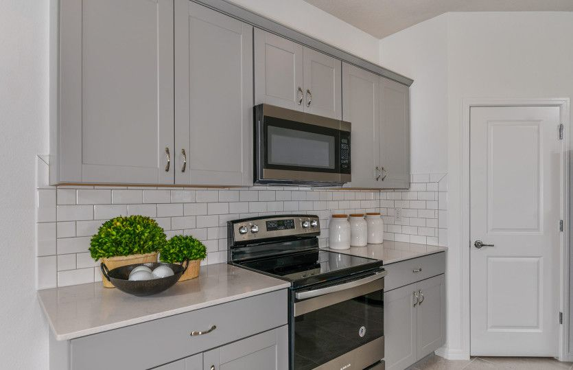 Kitchen featured in the Ashe By Centex Homes in Tampa-St. Petersburg, FL