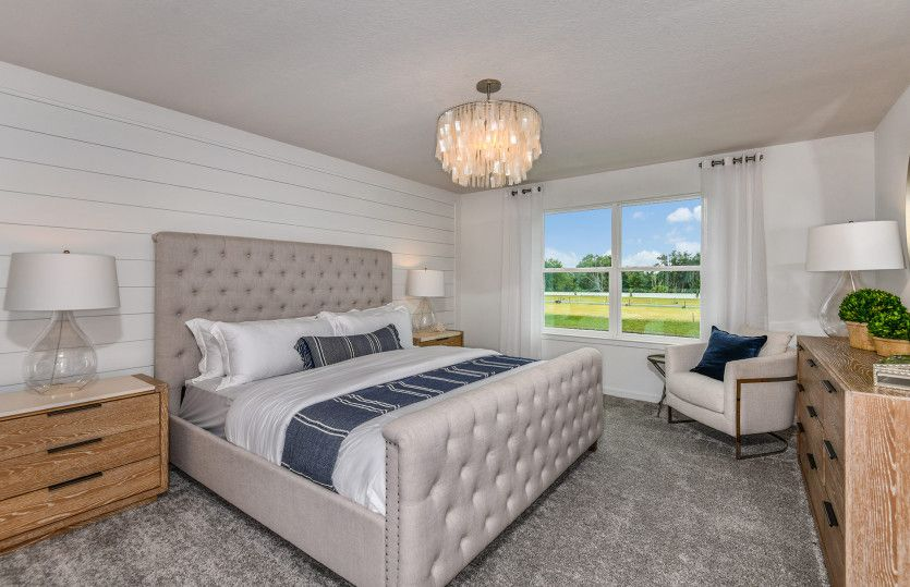 Bedroom featured in the Ashe By Centex Homes in Tampa-St. Petersburg, FL