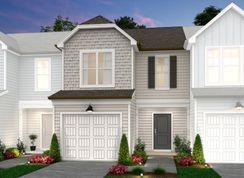 Grisham - Lakeshore Townes: Durham, North Carolina - Centex Homes