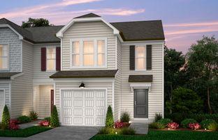Hemingway - Lakeshore Townes: Durham, North Carolina - Centex Homes