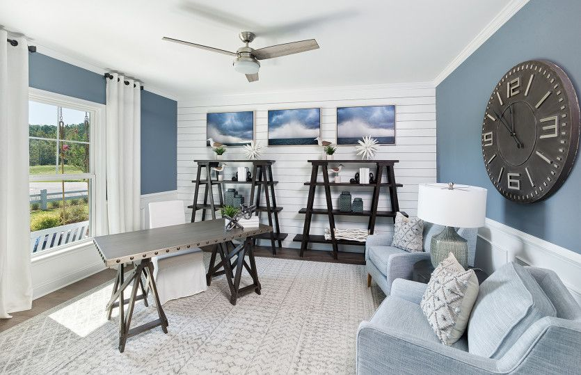 Living Area featured in the Compton By Centex Homes in Myrtle Beach, SC