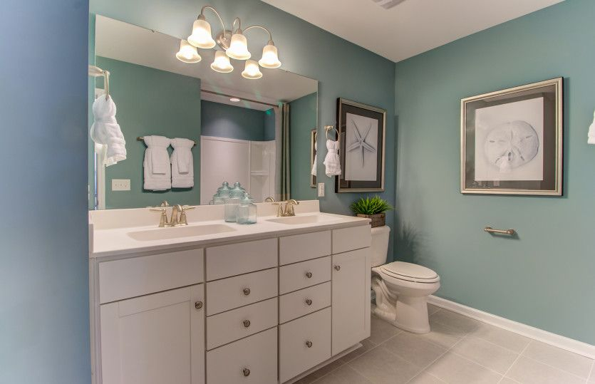 Bathroom featured in the Hartwell By Centex Homes in Myrtle Beach, SC