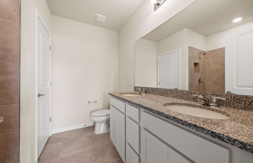 Bathroom featured in the Browning By Centex Homes in Fort Myers, FL