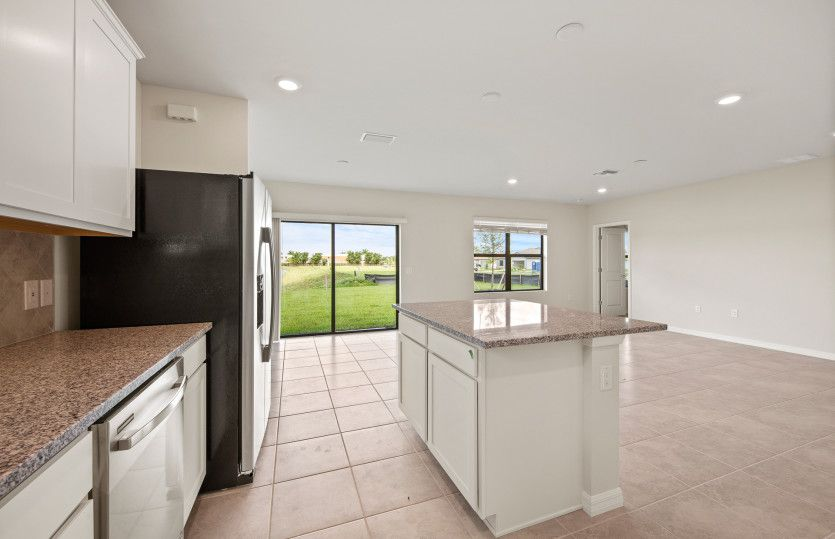 Kitchen featured in the Browning By Centex Homes in Fort Myers, FL