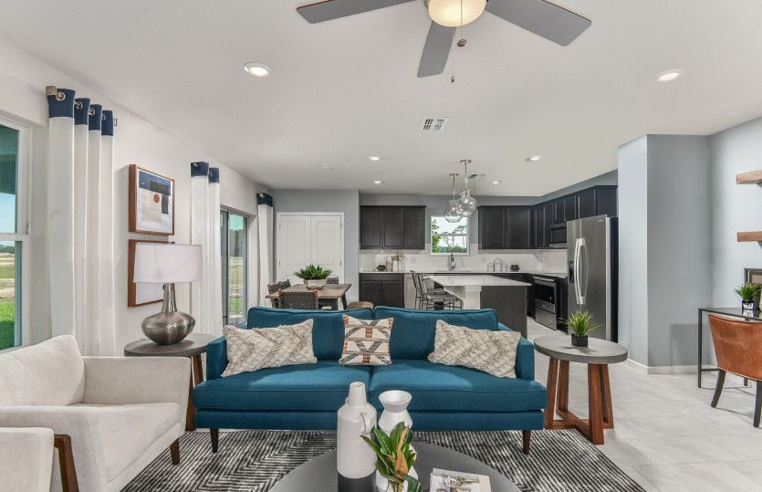 Living Area featured in the McNair By Centex Homes in Tampa-St. Petersburg, FL