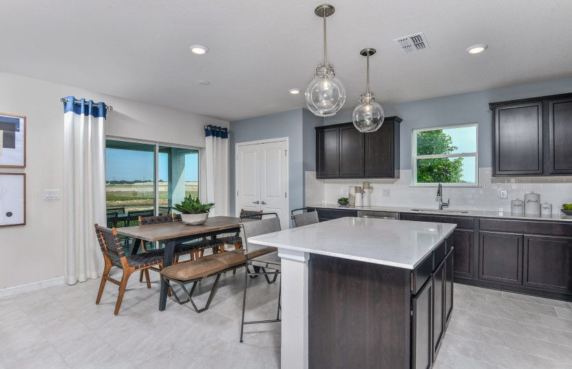Kitchen featured in the McNair By Centex Homes in Tampa-St. Petersburg, FL
