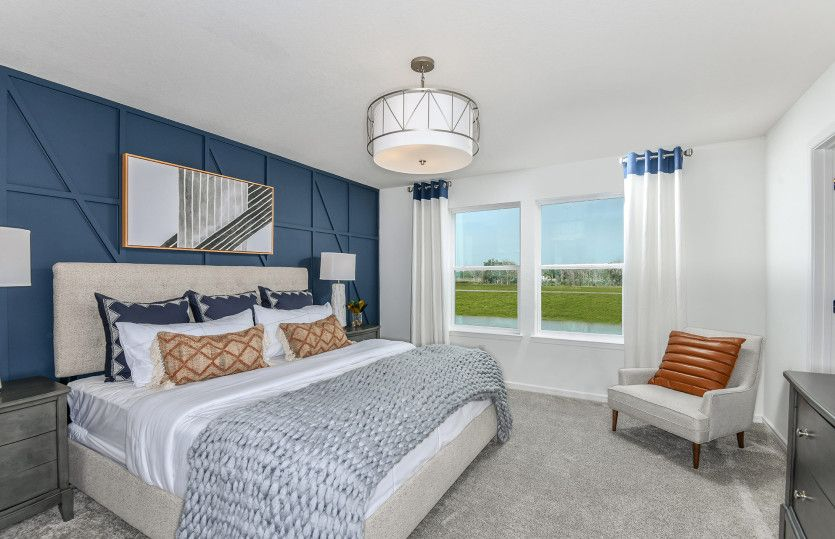 Bedroom featured in the McNair By Centex Homes in Tampa-St. Petersburg, FL
